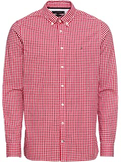 d97298e2 Tommy Hilfiger Men's Oversized Fit Icon Panelled Shirt Multi ...