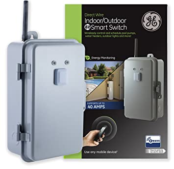 ge wave wireless. GE Z-Wave Wireless Smart Lighting And Appliance Control, Indoor/Outdoor, Hub Ge Wave