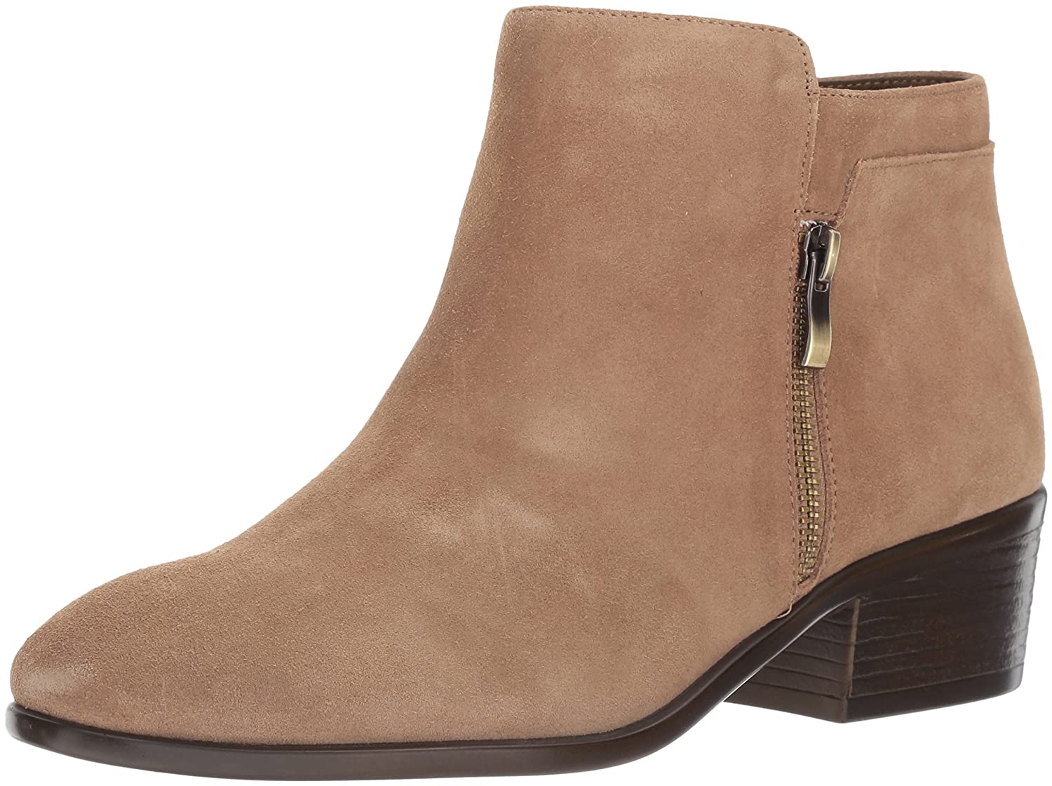 Aerosoles Women's Mythology Boot B06Y61BFFG 6.5 W US|Light Tan Suede