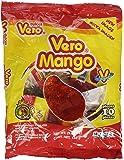 Vero Mango, Chili Covered Mango Flavored Lollipops,10 Pieces
