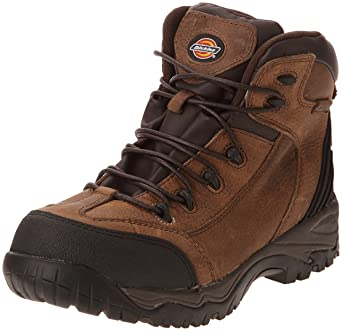 Dickies Mens Calder Safety Boots Brown 12 UK