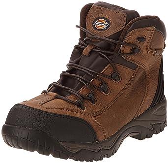 Dickies Mens Calder Safety Boots Brown 12 UK