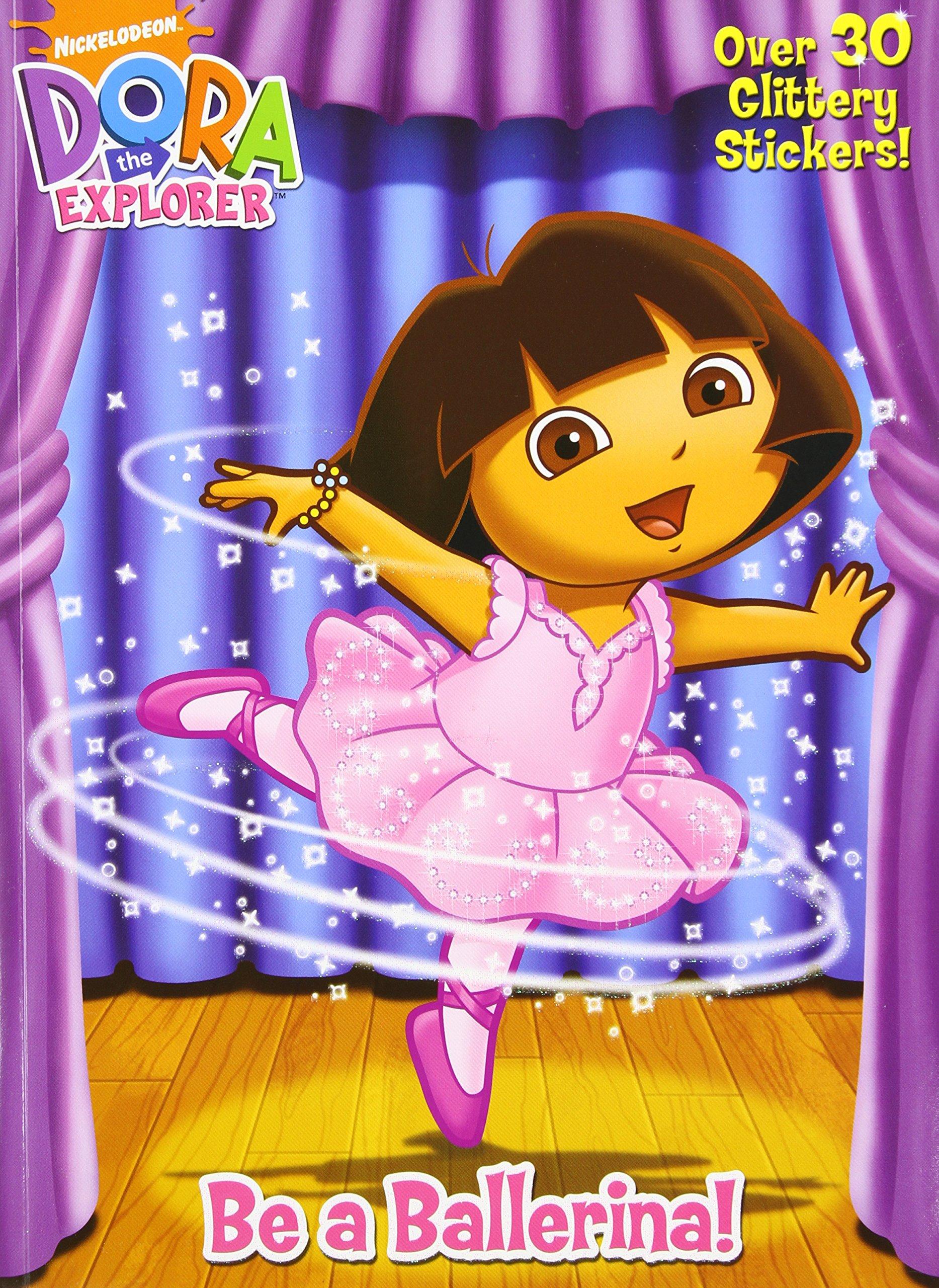 Download Be a Ballerina! (Dora the Explorer) PDF