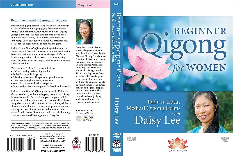 Amazon.com: Beginner Qigong for Women DVD2: Radiant Lotus Medical ...