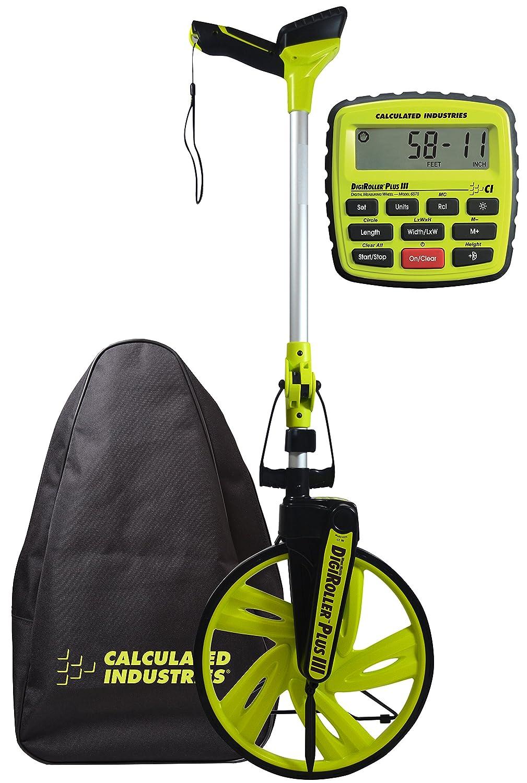DigiRoller Estimators Electronic Distance Measuring Wheel
