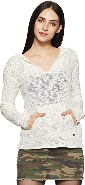 Roxy Womens Easy Peasy Knit Sweater