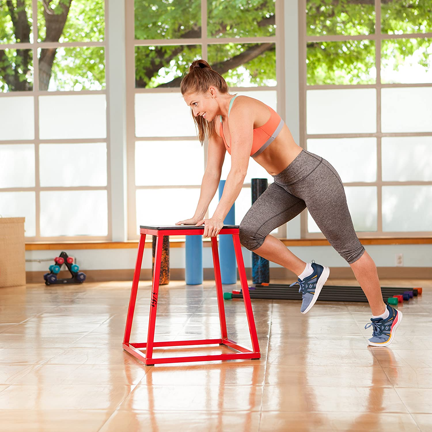 JFIT Plyometric Jump Boxes - BEST OVERALL