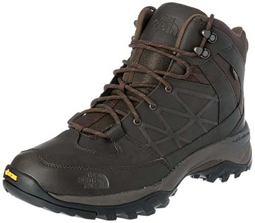 60d388495 The North Face Men's Storm Mid Waterproof Leather Boot