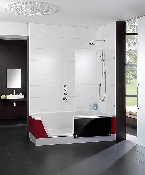 Easy-nella vasca da bagno doccia Repabad 170 version montaggio auto ...