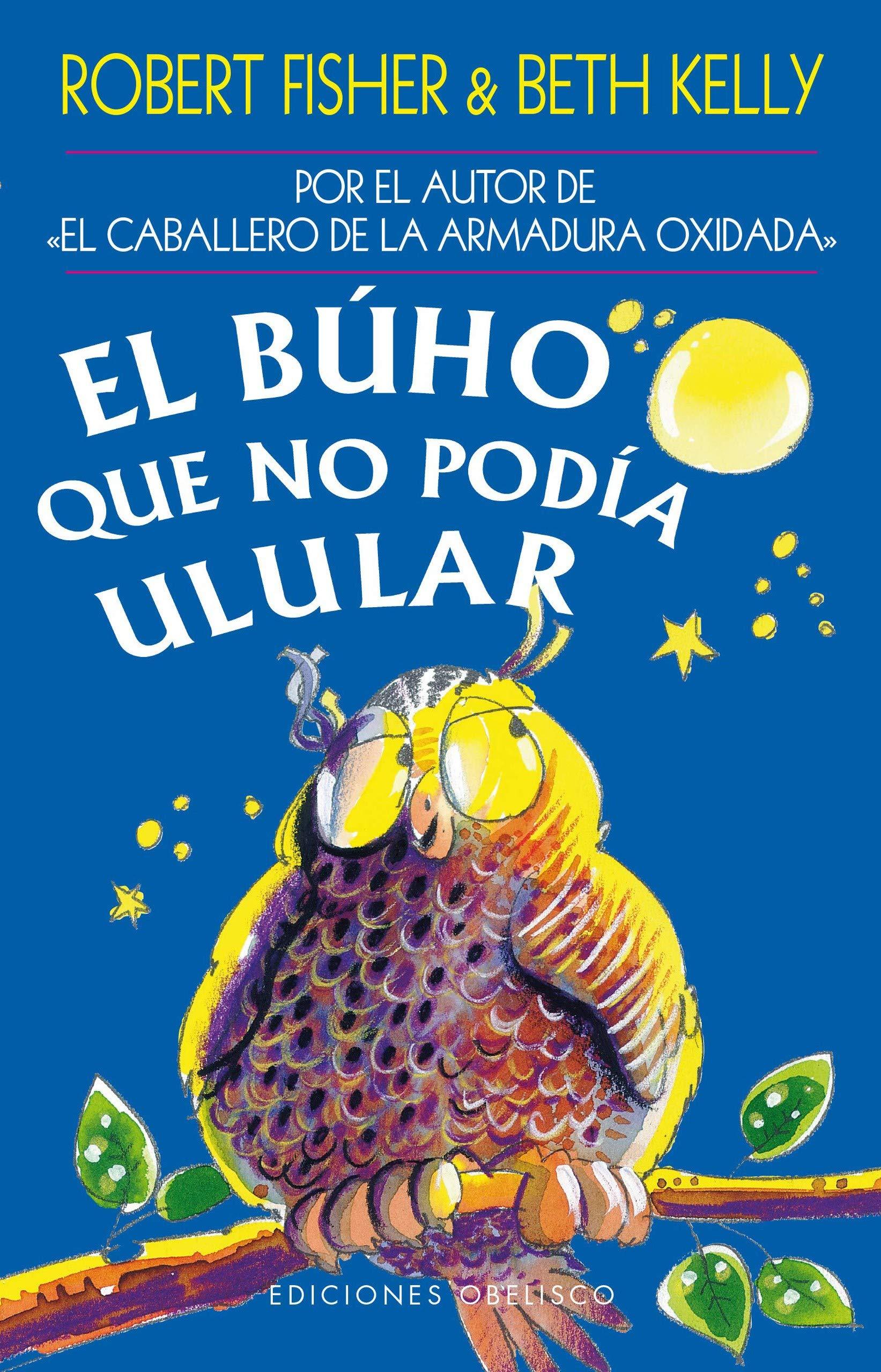 Búho que no podía ulular, El (NUEVA CONCIENCIA): Amazon.es: FISHER ...