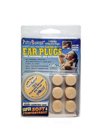 3 Paar Soft für kinder Ohrenstöpsel