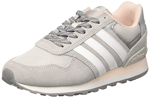 low priced 0a8cc e2979 adidas 0K W, Scarpe da Ginnastica Basse Donna, Grigio (Grey Two Footwear  White Icey Pink), 42 EU  Amazon.it  Scarpe e borse