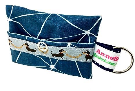 kackb eutel Azul costura hundekot - Dispensador de bolsas ...
