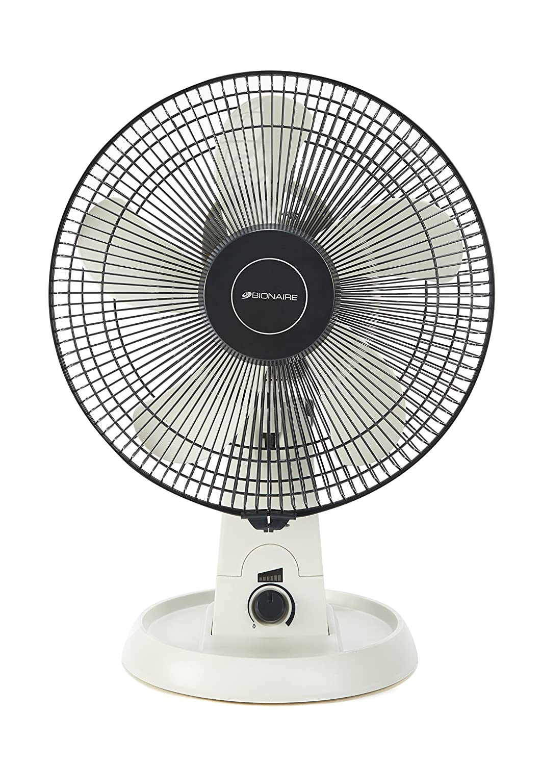 Bionaire High Performance Desk Fan, Silver by Bionaire: Amazon.es ...