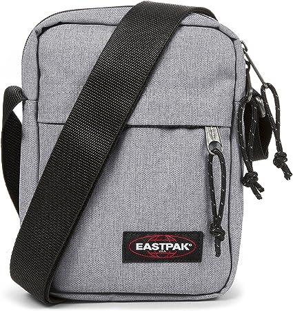 Eastpak The One Messenger Bag, 21 cm, 2.5 L, Grey (Sunday Grey)