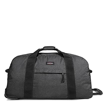 Amazon.com: Eastpak Container 85 Equipaje (Black Denim ...