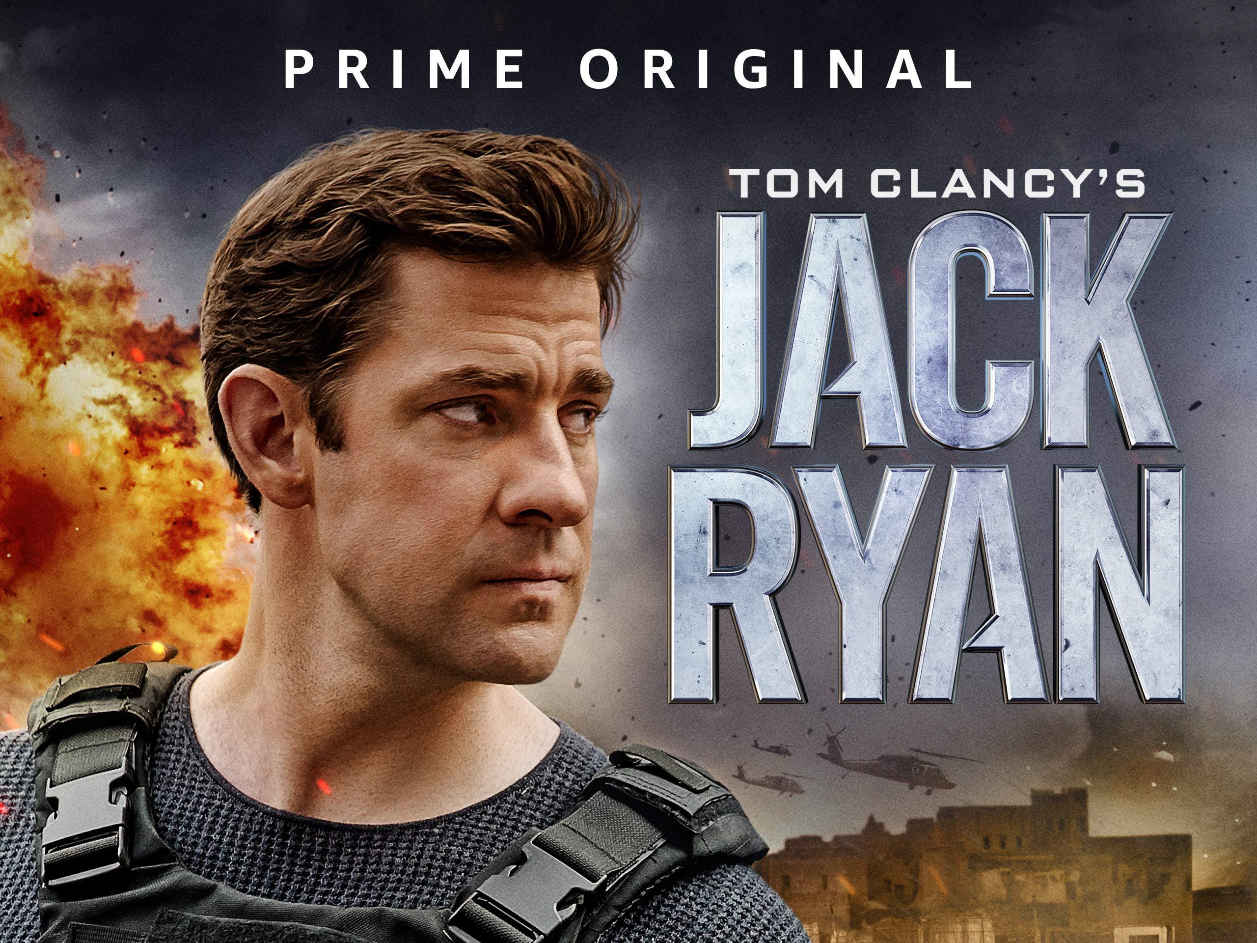 is jack ryan season 2 available on amazon prime