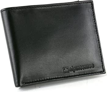 Alpine Swiss Mens Leather Wallets