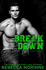 Break Down: A M/M Sports Romance (Dublin Rugby Book 4) Kindle Edition