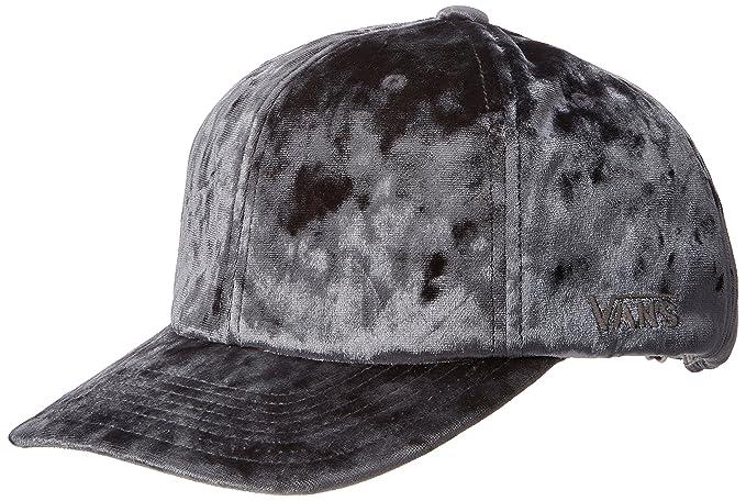 Vans_Apparel Glazier Hat Gorra de béisbol, Gris (Grey), Talla ...