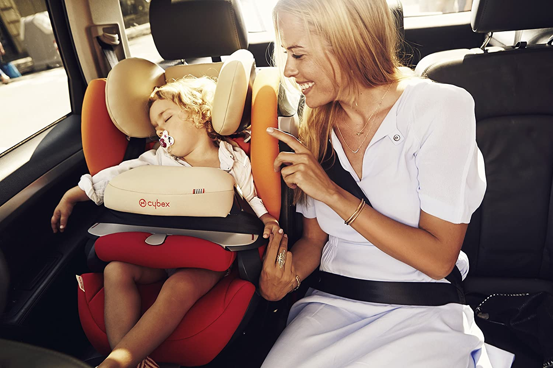 Purple Toddler Car Seat Mystic Pink CYBEX Pallas M-Fix