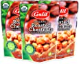 Galil Organic Whole Roasted Chestnuts, 3.5-oz, 3 count