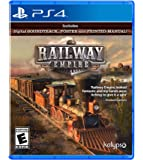 Railway Empire PlayStation 4 - PlayStation 4