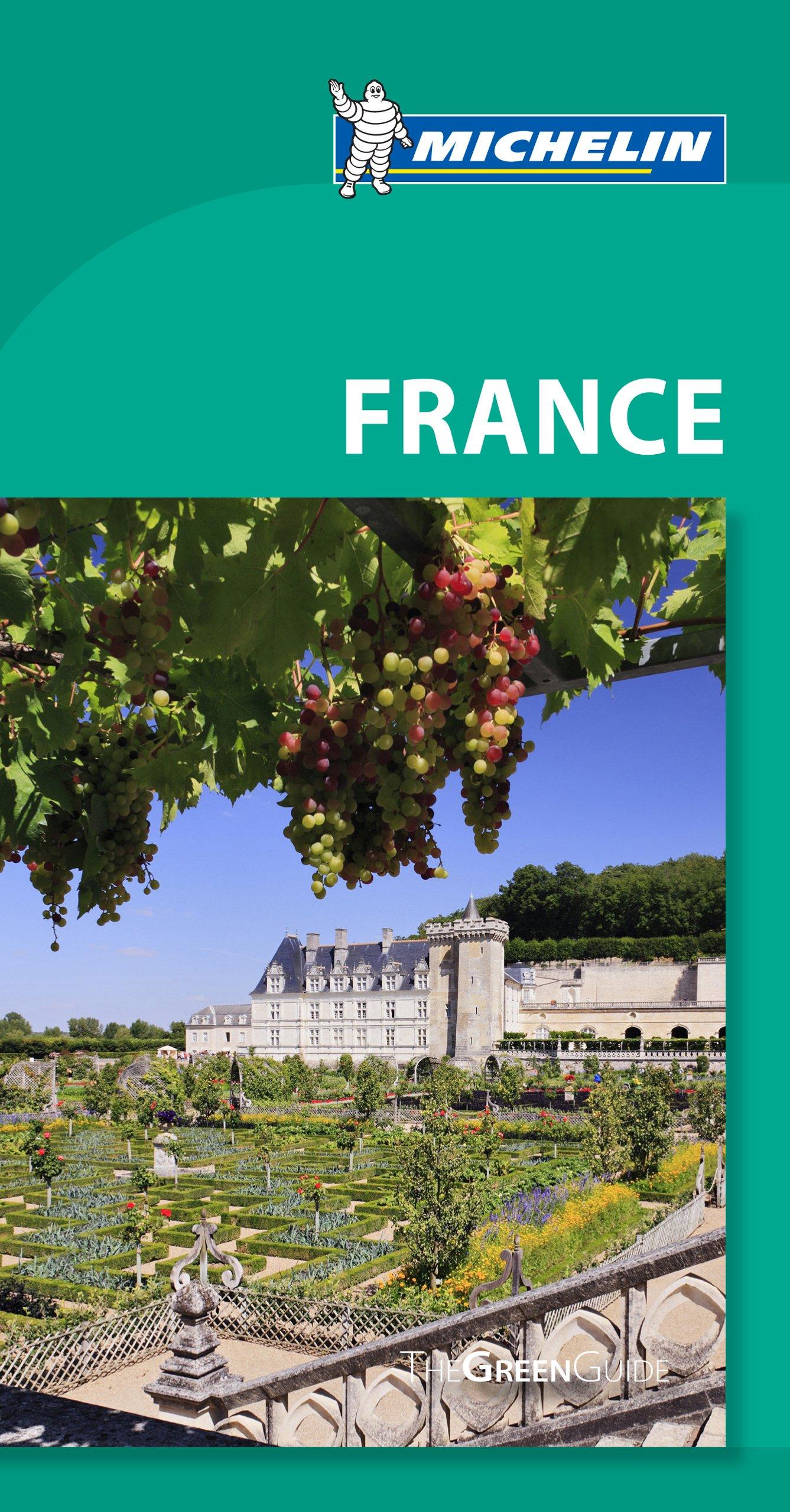 Read Online Michelin Green Guide France (Green Guide/Michelin) PDF