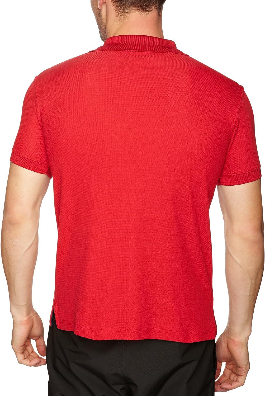 Helly Hansen New Driftline Polo - Polo para hombre, color rojo ...