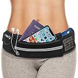 E Tronic Edge Waist Packs: Best Comfortable Unisex Running Belts That Fit All Waist Sizes & All Phone Models. for…