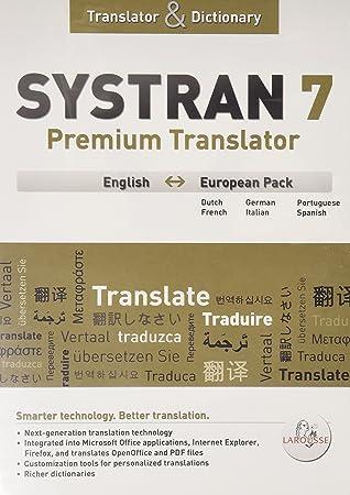 systran premium 5