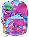 "Dreamworks Trolls 16"" Backpack w/ Detachable Lunch Bag"