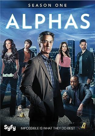 Amazoncom Alphas Season 1 David Strathairn Ryan Cartwright