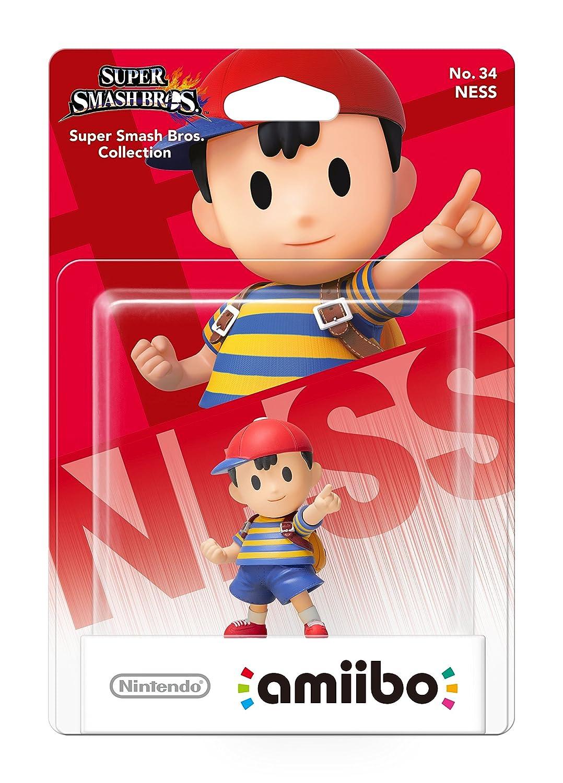 Amiibo Figur Smash Ness Pas De Platforme Specific Amazon De Games
