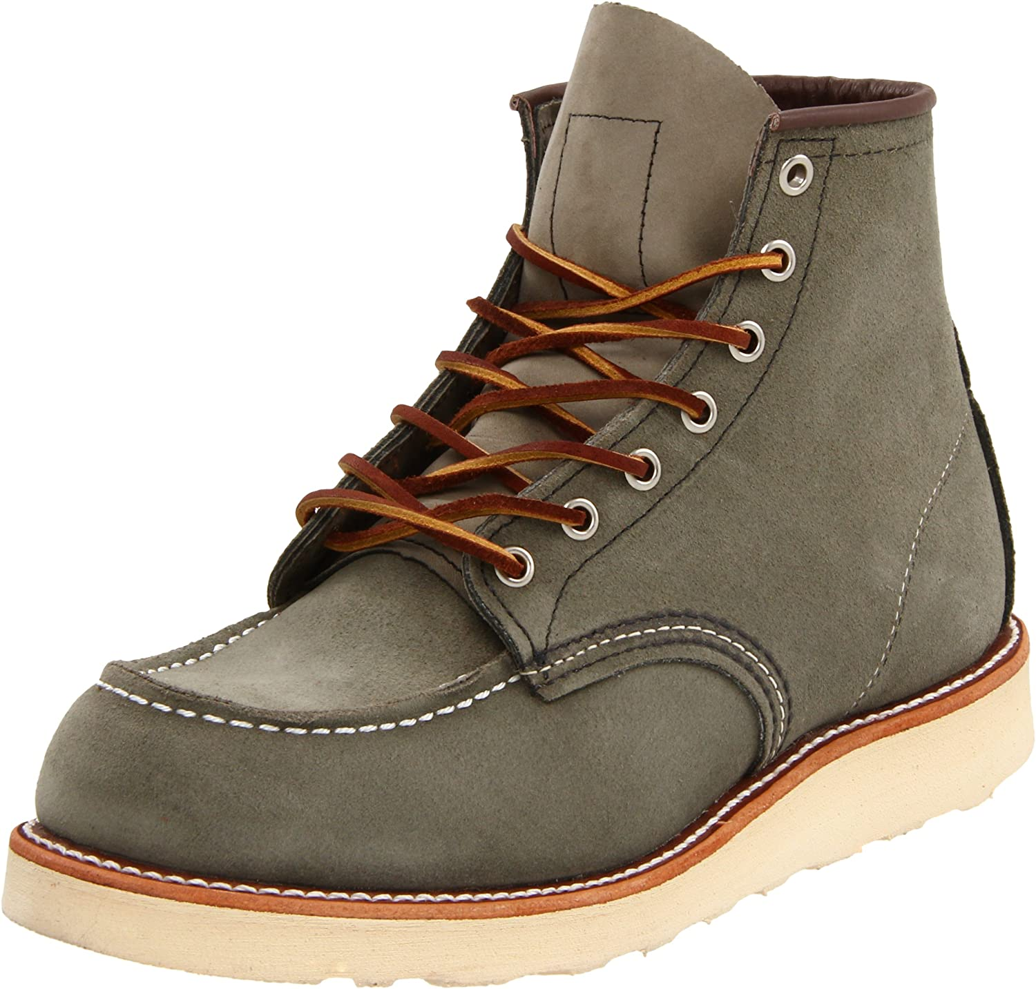 Red Wing Heritage Men's Classic Work 6-Inch Moc-Toe Boot
