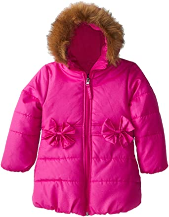 bc31437d5 Amazon.com  Rothschild Little Girls  Sparkle Jacket