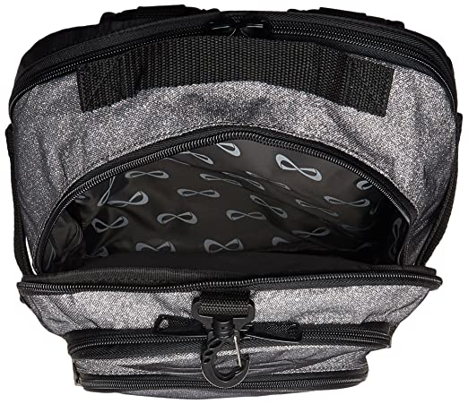 """Amazon.com: Nfinity Petite Sparkle Backpack Girls Glitter Bookbag 