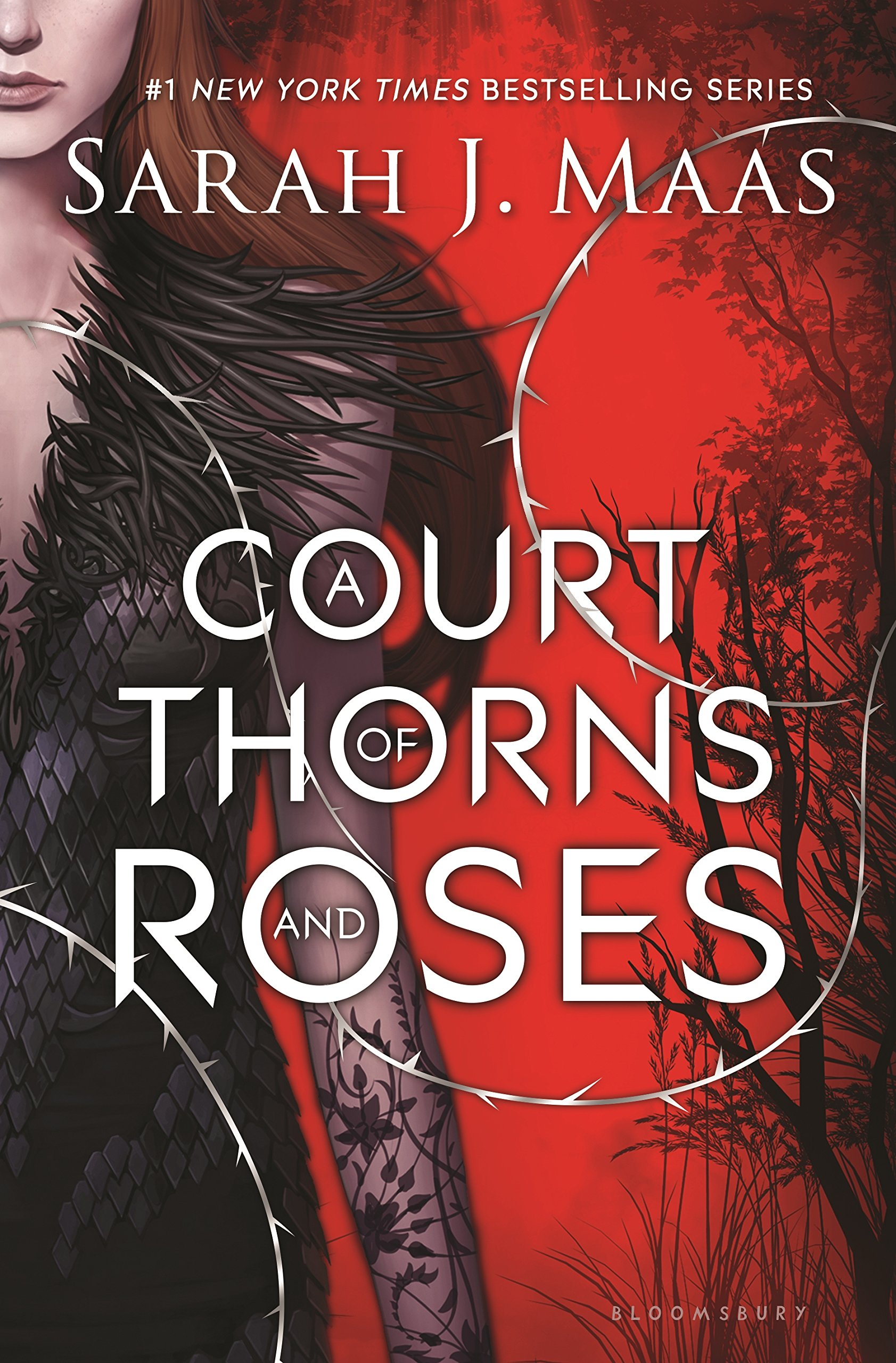 Risultati immagini per court of thorn and roses
