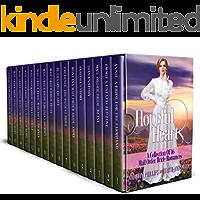 Hopeful Hearts: A Collection Of 16 Mail Order Bride Romances (Hopeful Historical Romances Book 1)