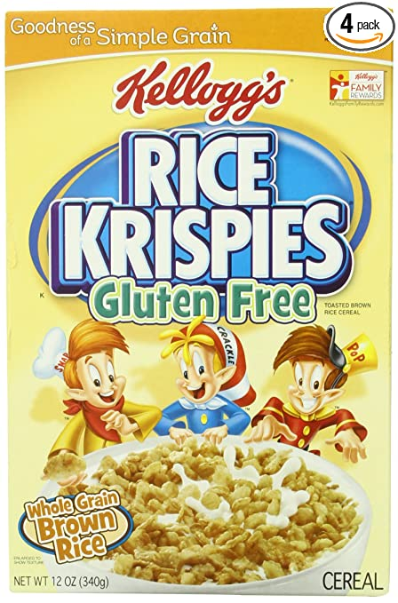why are rice krispies not gluten free