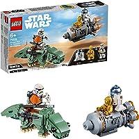 LEGO Star Wars - Capsule de sauvetage contre Microfighter Dewback - 75228 - Jeu de construction
