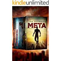 Meta Boxed Set: A Superhero Novel Series
