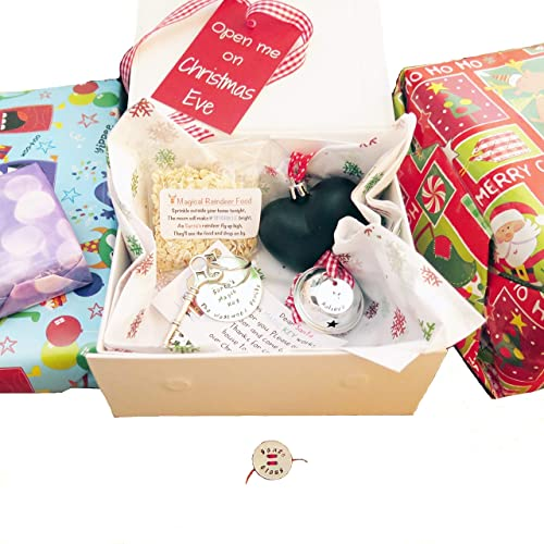 Christmas Eve Box For Children Santas Lost Button Amazoncouk
