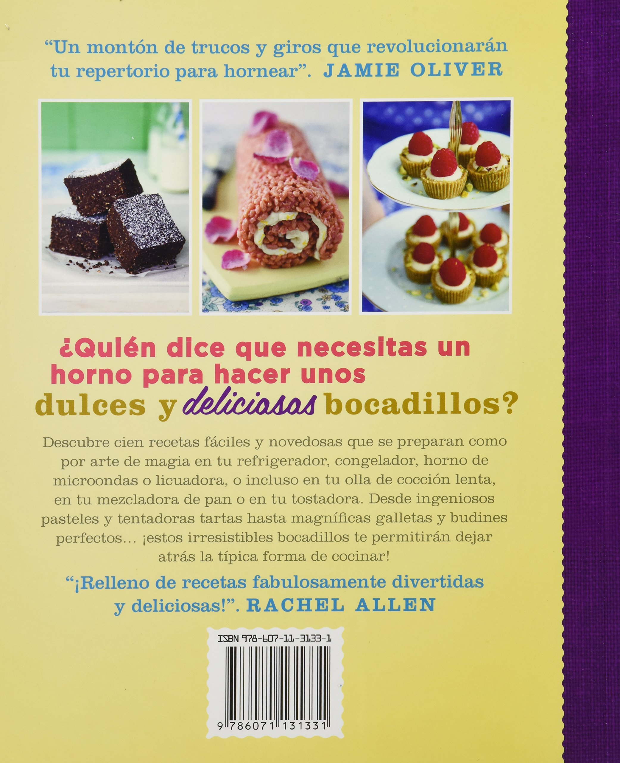 100 postres sin hornear: SHARON HEARNE SMITH: 9786071131331: Amazon.com: Books