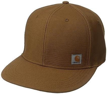04075b21115 Carhartt Men s 100 Percent Cotton Duck Moisture Wicking Fast Dry Ashland Cap