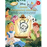 Learn to Draw Disney's Classic Animated Movies: Featuring favorite characters from Alice in Wonderland, The Jungle Book, 101