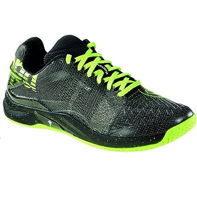 Mens Attack Pro Contender Caution Handball Shoes Kempa XIkQ6F