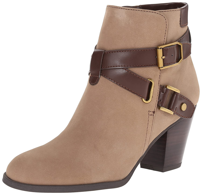eeb7b543a73 Amazon.com | Franco Sarto Women's Delight Boot | Ankle & Bootie