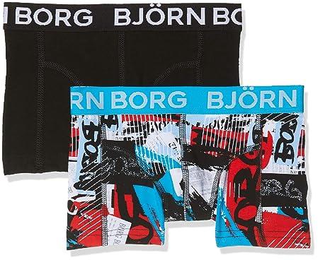 horloge om te kopen geweldige aanbiedingen 2017 Björn Borg Boy's Boxer Shorts: Amazon.co.uk: Clothing