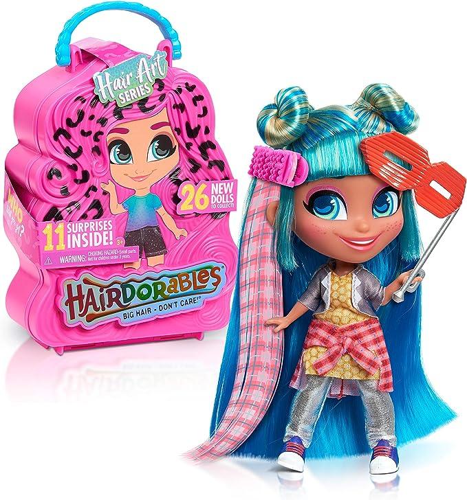 Amazon.com: Hairdorables Hair Art Series: Toys & Games